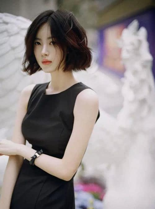 女人,你不剪一款短发永远也不知道自己有多漂亮