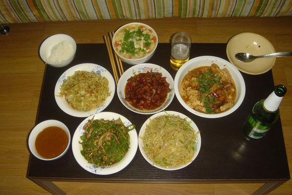 有个特别会做饭的老婆,是一种怎样的体验?